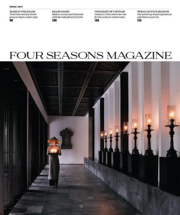 four seasons magazin