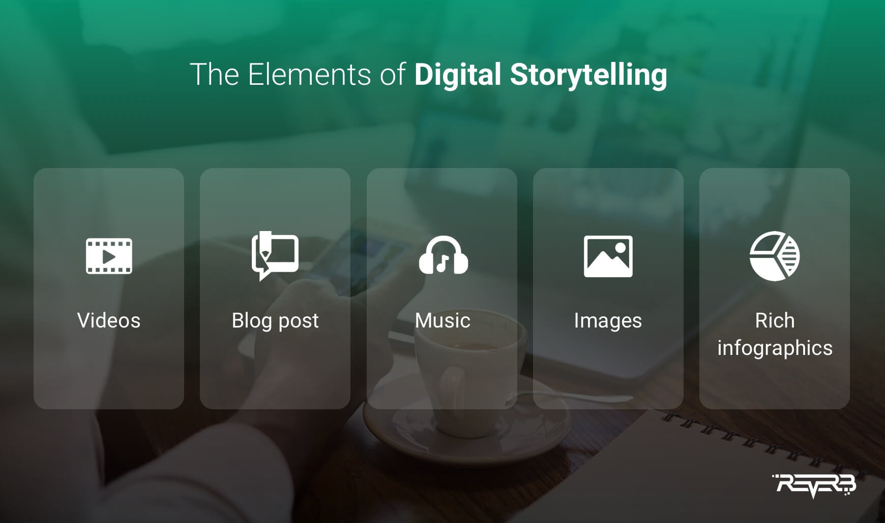 elements of digital storytelling