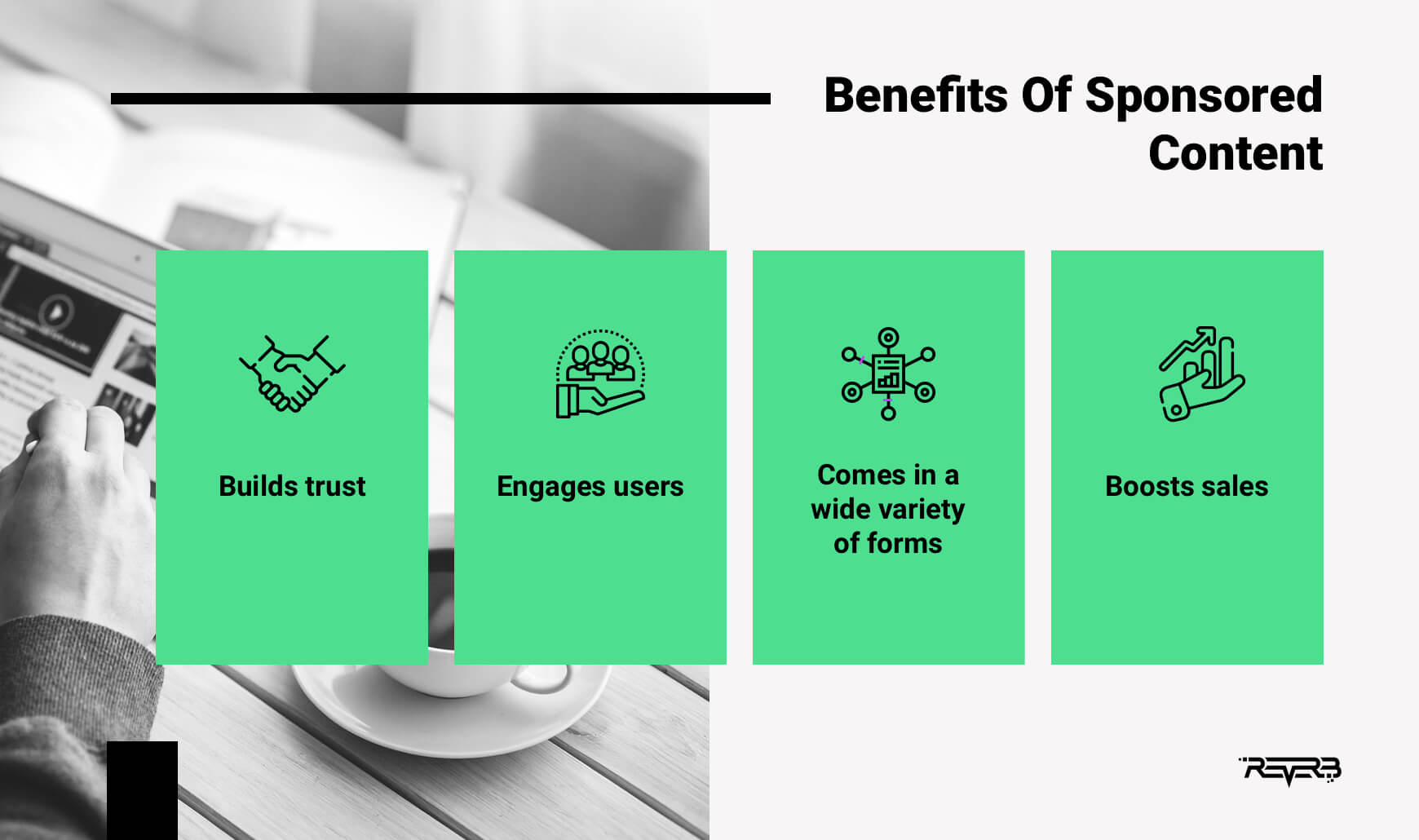 benefits of sponsored content