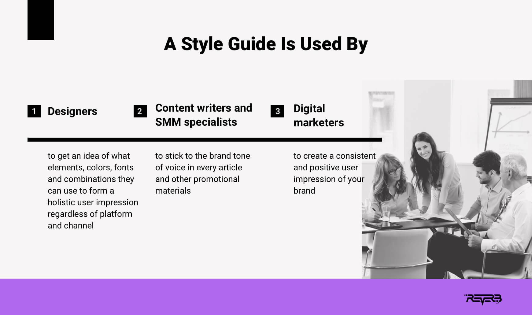 style guide for designers