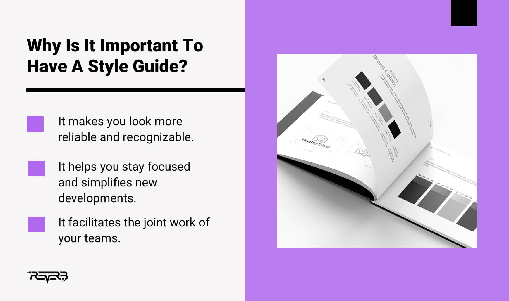 why do you need style guide