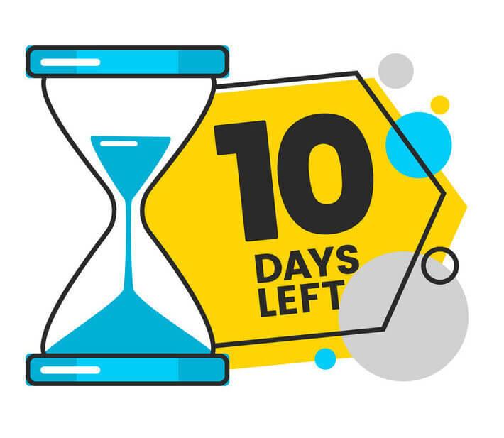 creative countdown timer